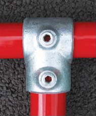 Scaffolding Q Clamp 101 Short Tee