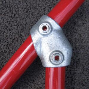 Tube Clamp 129 Adjustable Tee