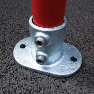 Tube Clamp Base Plate 132