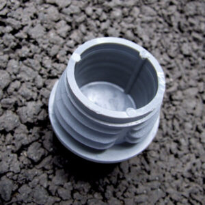 Tube Clamp Plastic Stop Ends 133