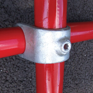 Tube Clamp 160 Retro Fit Clamp On Tee