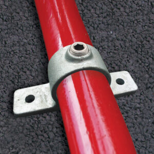 Tube Clamp 198 Double Sided Fixed Bracket