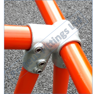 Tube Clamp 185 Eaves Fitting
