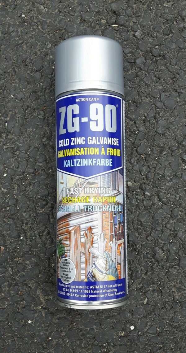 Galvanising Spray ZG-90