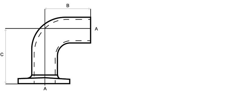 Tube Clamp End Plate DDA 2