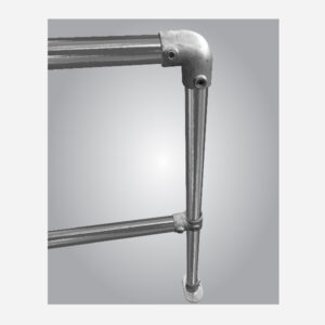 Tube Clamp Standard End Post