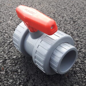 ABS Ball Valve - Double Union
