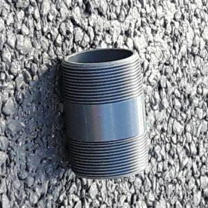 pvc barrel nipple