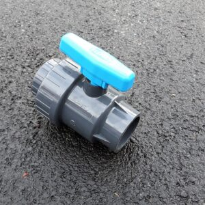 PVC Ball Valve - Single Union