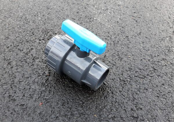 PVC Ball Valve – Single Union