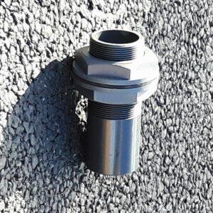 pvc tank connector