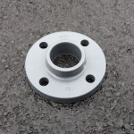PVC Fixed Flange – PN10/16
