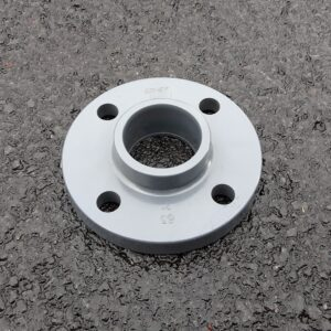 PVC Fixed Flange - PN10/16