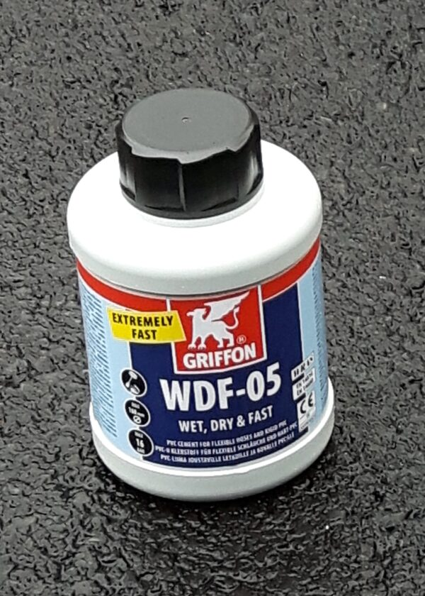 WDF-05 Fast Cure Cement