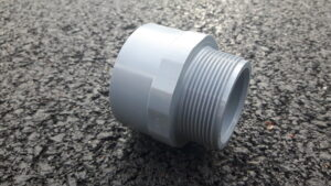 ABS Adaptor Male Thread