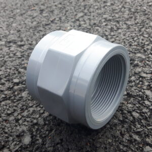 ABS Plain Threaded Socket