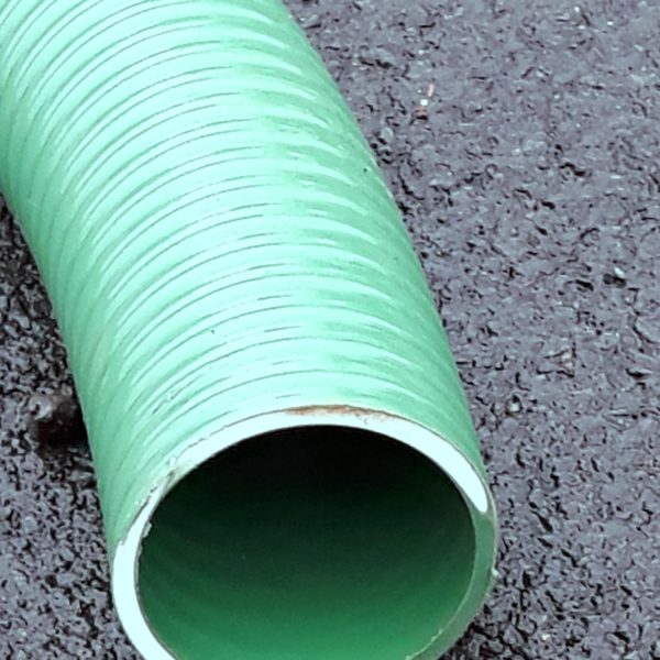 Green PVC Suction & Delivery Hose – Medium Duty – Reinforced