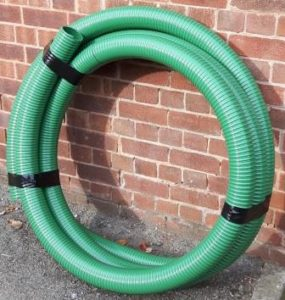 Green PVC Suction & Delivery Hose