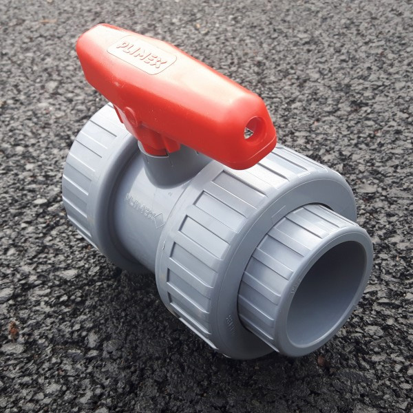 ABS Pipe Valves