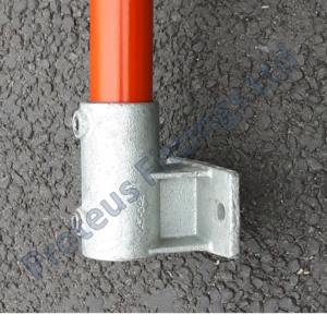 Tube Clamp Non Structural Offset Side Palm Fixing 145
