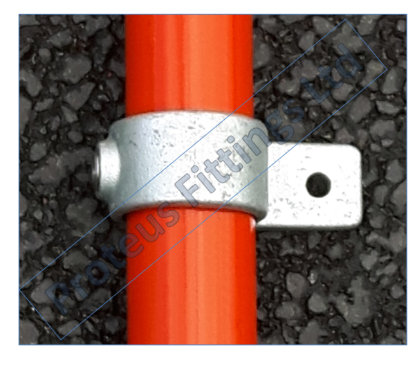 Tube Clamp 199 Single Lugged Bracket