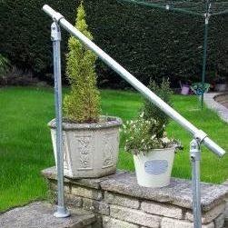 42mm garden handrail