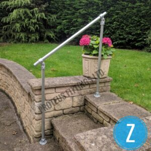 42mm Outdoor Safety Rail