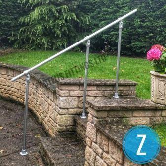 Adjustable Angle 3 Leg Rail