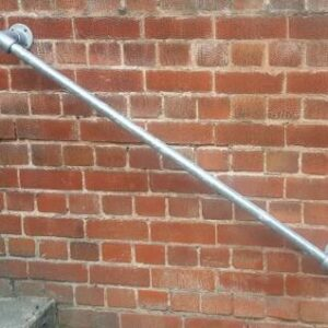 Wall Mounted Handrail Kit