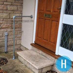 Outdoor Step Handrail