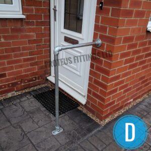Doorstep Handrail - D