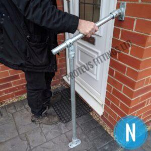 Outdoor Handrail