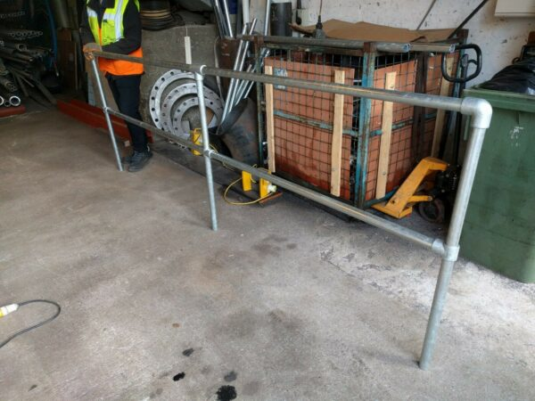 Safety Barrier Concrete